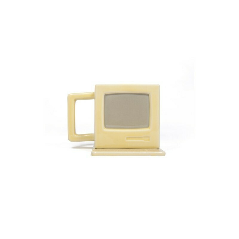 Apple Mugintosh Retro Ceramic Mug