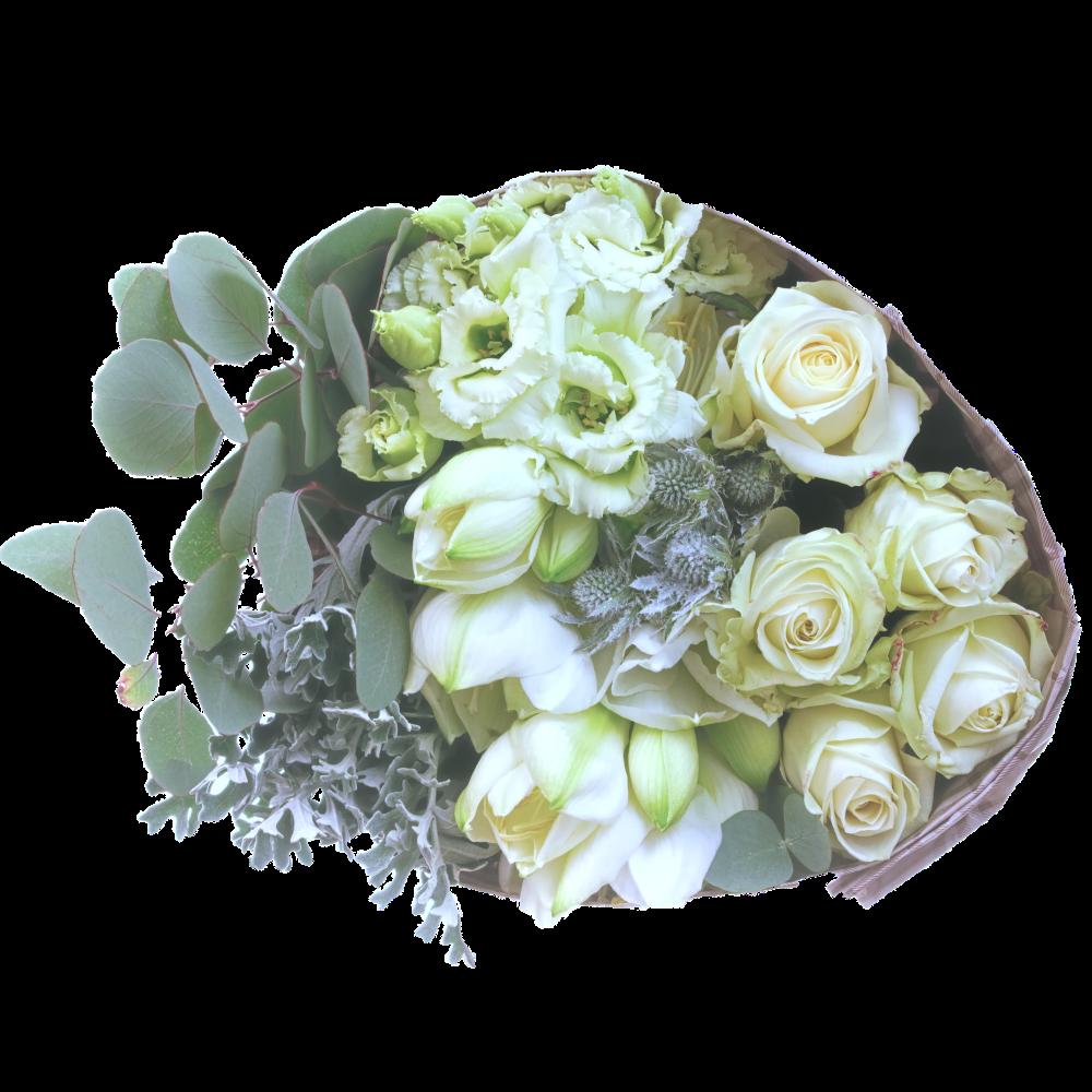 Ľadové kvety na mrazivý víkend
