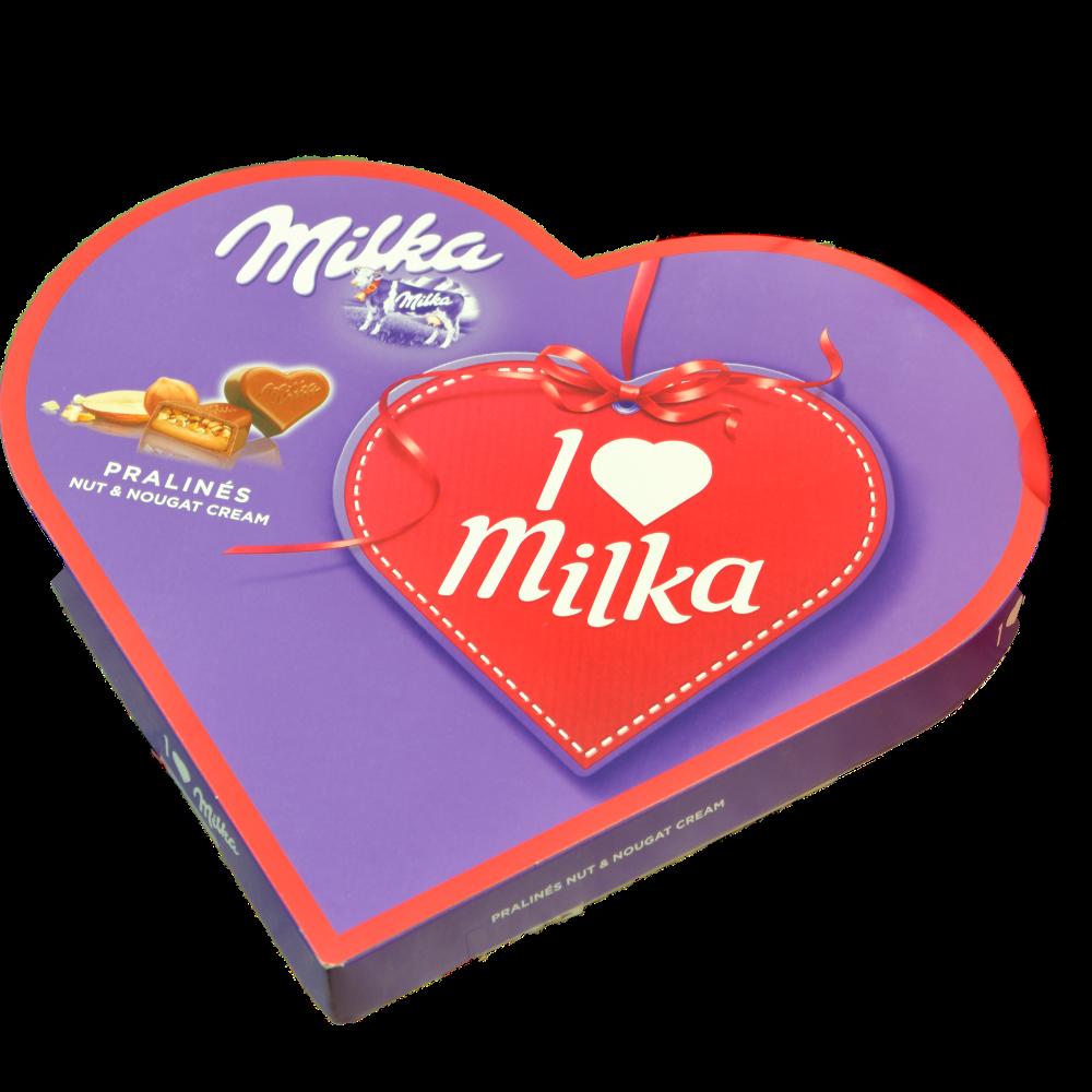 Milka Pralinés