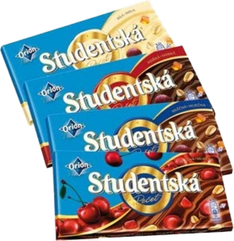 Čokoláda študentská pečať