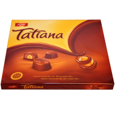 Tradičná bonboniéra Tatiana