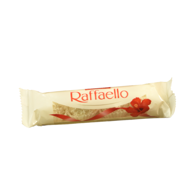 Biele kokosové pralinky Rafaello