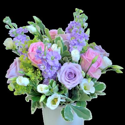 Levanduľovo-modrá voňavá kytica