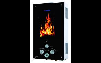 Газовая колонка Edisson Flame F 20 GD (Костер)