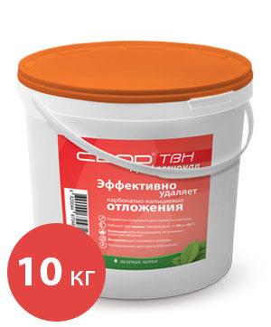 """""""СВОД- ТВН""""Prof. для удаления карбонатно-кальциевых отложений (10 кг)"""