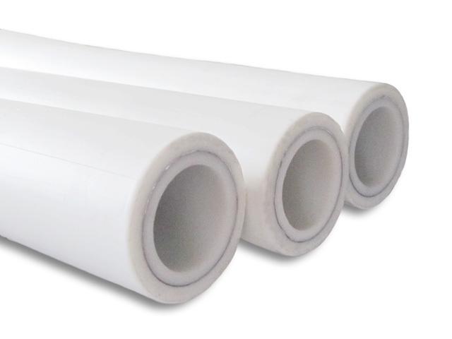 Труба D63 PPR PN20 SDR 7.4 арм.стекловолокно