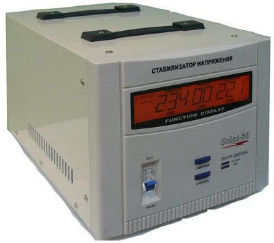 Стабилизатор напряжения Solpi-M SAVR-3000VA