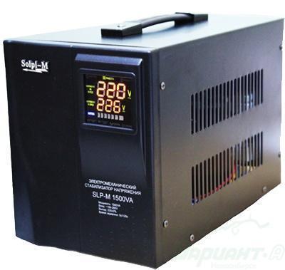 Стабилизаторы напряжения SOLPI-M SLP-1500 VA