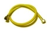 Шланг газовый ПВХ (гайка-гайка 1/2 дюйма) 1,2 метра