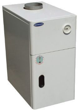 Котел газовый Мимакс КСГ-12,5 с автоматикой EuroSit