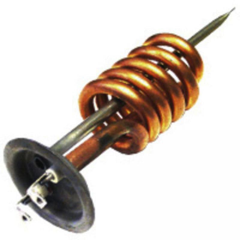 Нагрев. элемент RF64 2,0 кВт RSD  с анодом M6, витой  не TW
