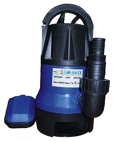 Насос дренажный для грязной  воды AquamotoR ARDP 550 D (400Вт 10,5 м^3/чнапор 7,0м)