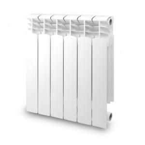 Алюминиевые радиаторы AL-2E500/80 ALCOBRO ИТАЛИЯ 10 секций