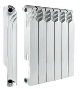 Алюминиевые радиаторы AL-G500/96 ALCOBRO ИТАЛИЯ 12 сек