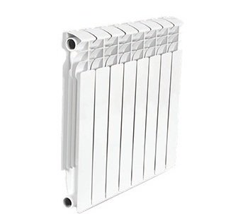Радиатор биметаллический AQUAPROM 500/80 B21  (4 секции)
