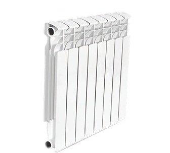Радиатор биметаллический AQUAPROM 500/80 B21 (6 секций)