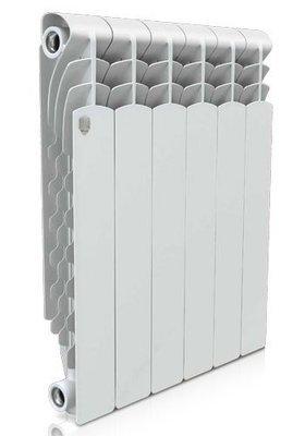 Алюминиевый радиатор Royal thermo revolution 500 6 секций