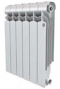 Алюминиевый радиатор Royal thermo revolution 350 4 секции