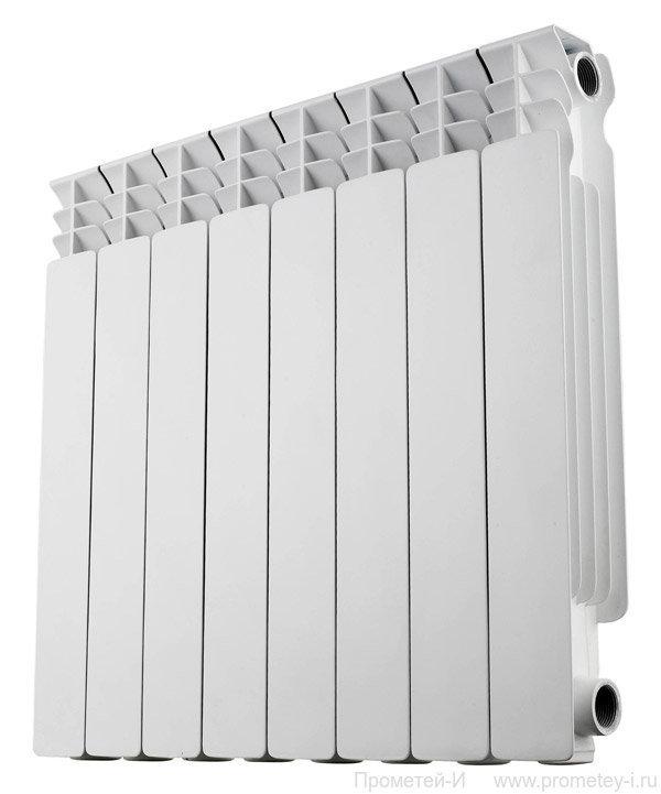 Алюминиевые радиаторы Garanterm gal500m 4 секции