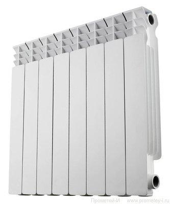 Алюминиевые радиаторы Garanterm gal500m 10 секций