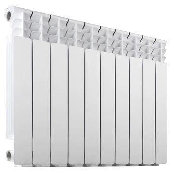Алюминиевые радиаторы Heateq 500 4 секции