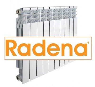 Алюминиевые радиаторы Radena 500 4 секции