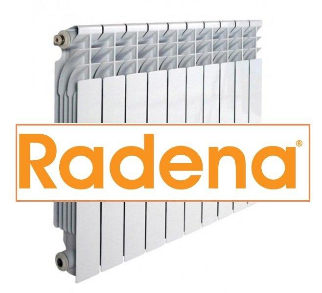 Алюминиевые радиаторы Radena 500 12 секций