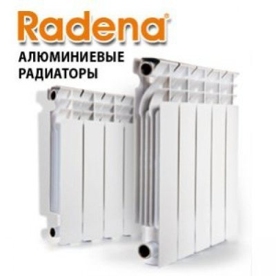 Алюминиевые радиаторы Radena 350 4 секции