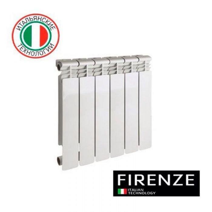 Биметаллические радиаторы Firenze 350/80 (8 секций)