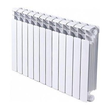 Биметаллические радиаторы Rifar base 500\100 4 секций