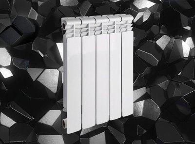Радиатор биметаллический Grosseto 500/80 8 секции италия
