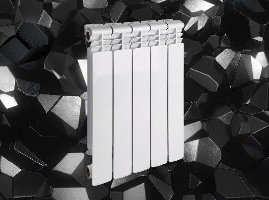 Радиатор биметаллический Grosseto 500/80 12 секции италия