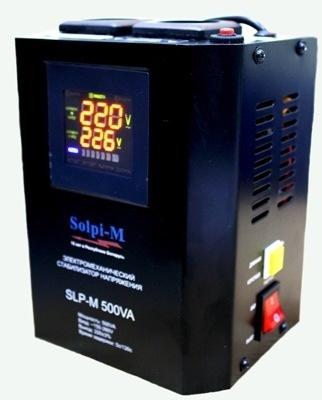 Стабилизатор напряжения SOLPI-M SLP-M 500VA