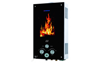 Газовая колонка Edisson Flame F 20 GD (Костер)