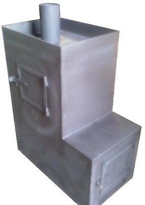 Банная печь сталь 7мм мал