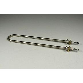ТЭН для умывальника U обр1250Вт. L 200 мм– нерж.