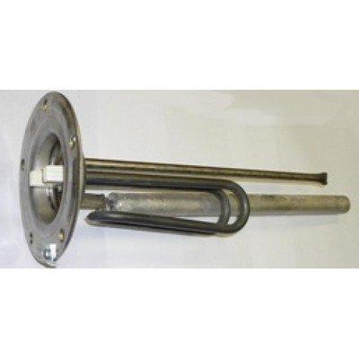 Нагрев.элемент 3х1000Вт/230В/+анодМ8  фланец D75/125мм 5 отв.  (для промыш. аристон)