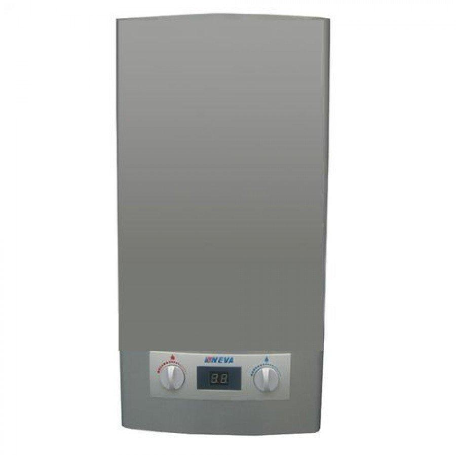 Водонагреватель газовый Нева-4508 серебро