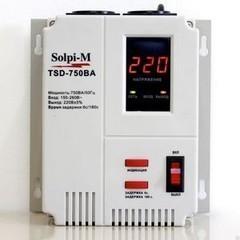 Стабилизатор напряжения Solpi-M TSD-750ВА