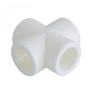 Крестовина полипропиленовая d20 ПластПолимер