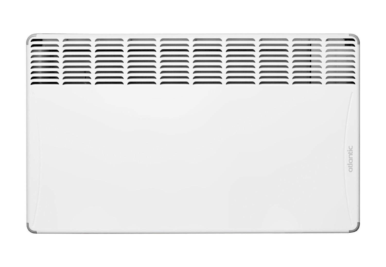 Электрический конвектор  Atlantic F117 DESIGN 2000W PLUG с электронным термостатом