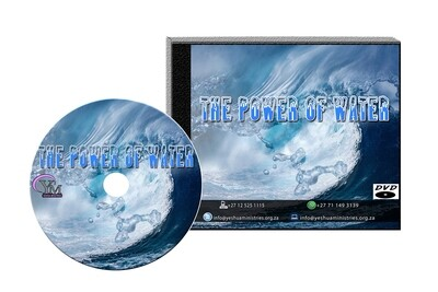 The Power Of Water DVD