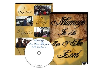 Marriage In The Eyes Of The Lord DVD
