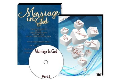 Marriage In God DVD