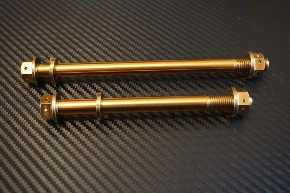 research.unir.net Yamaha RD350 YPVS Titanium Cylinder Head Nuts ...