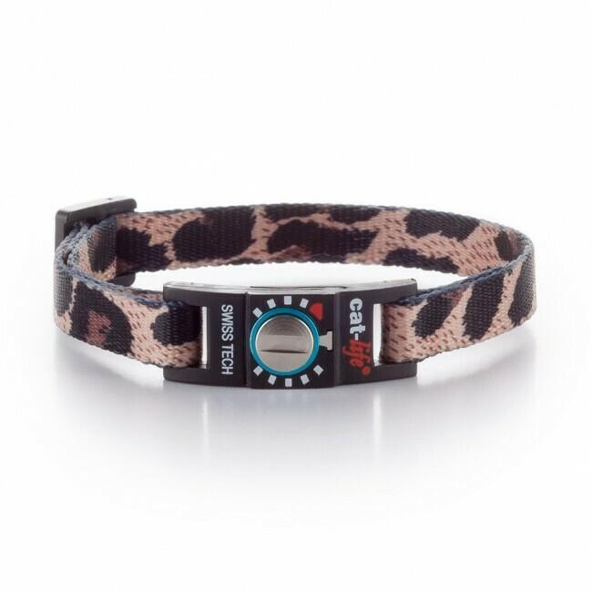 cat-life Katzenhalsband Leopard