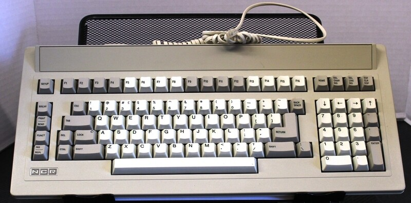 NCR 4940 Keyboard