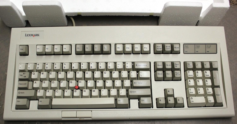Lexmark 1403380 Model M13 Keyboard, NIB