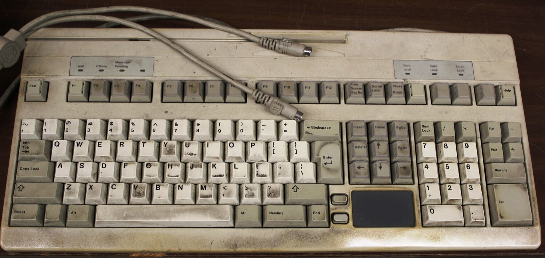Cherry G80-3181HPU Keyboard