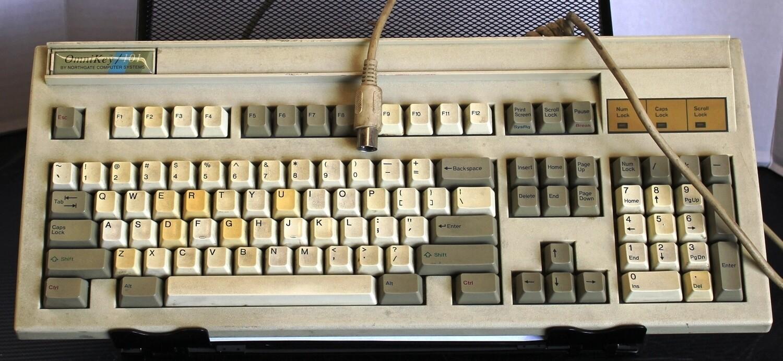 Omnikey 101 Keyboard